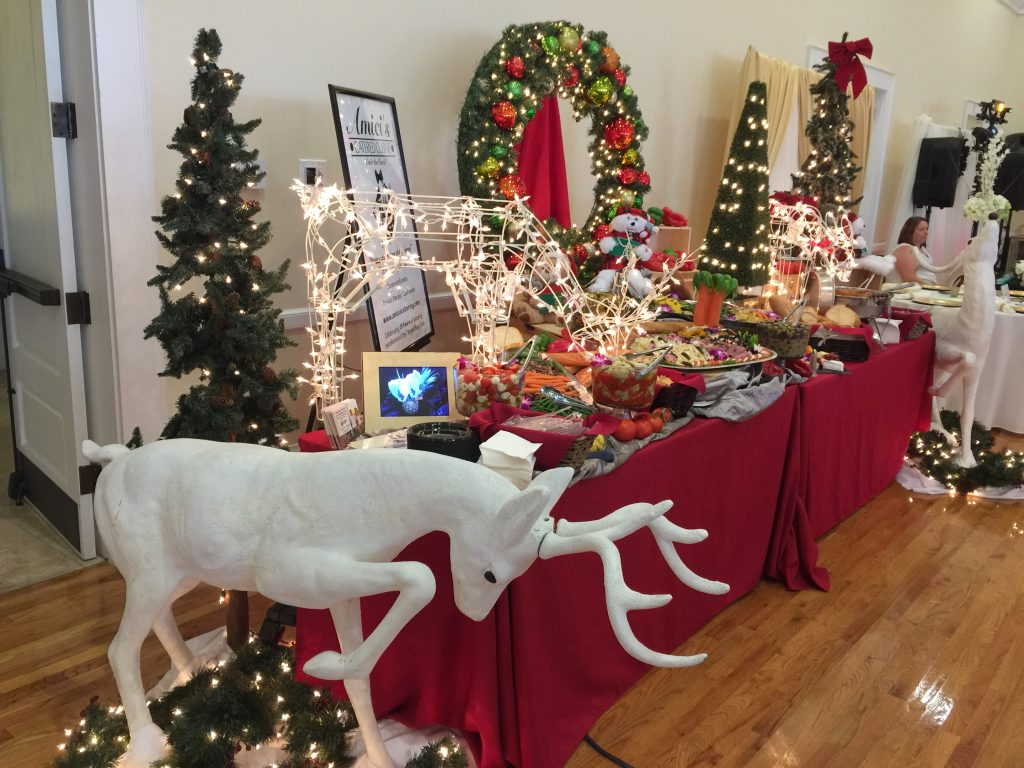 Holiday Catering Event