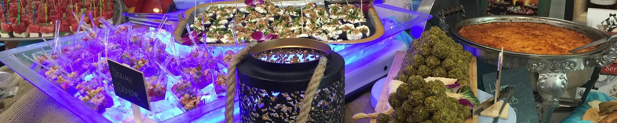 Amici's Food Platter